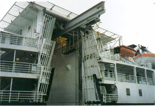 Conveyor Closed Open